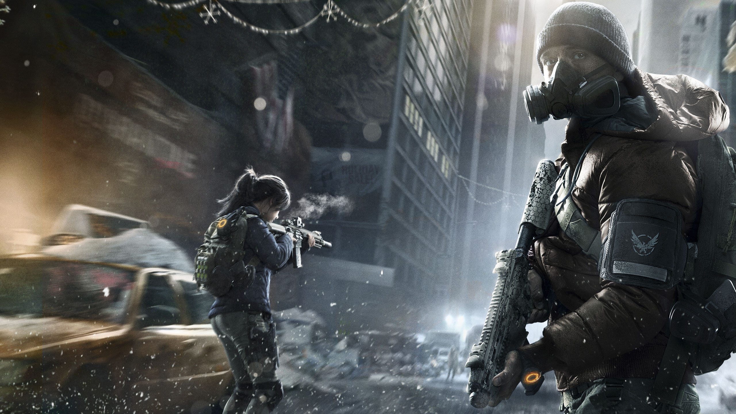 David Leitch dirigera Chastain et Gyllenhaal dans The Division